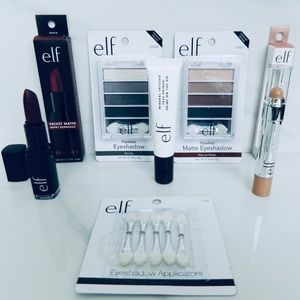 💕New Deluxe ELF Makeup Lot
